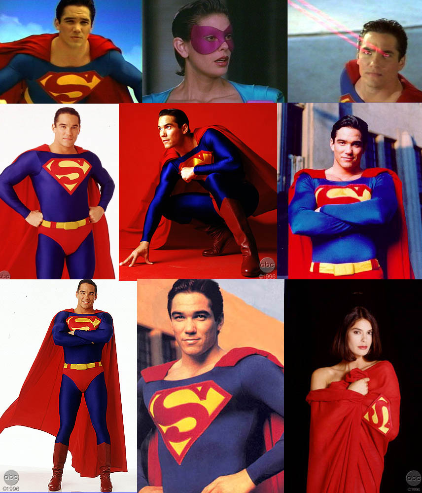 Dean cain superman and lois lane